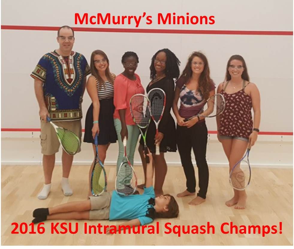 McMurry's Minions