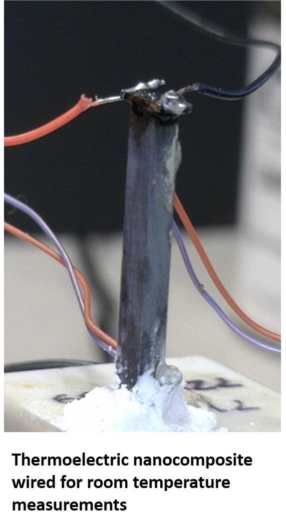 Thermoelectric Measurement